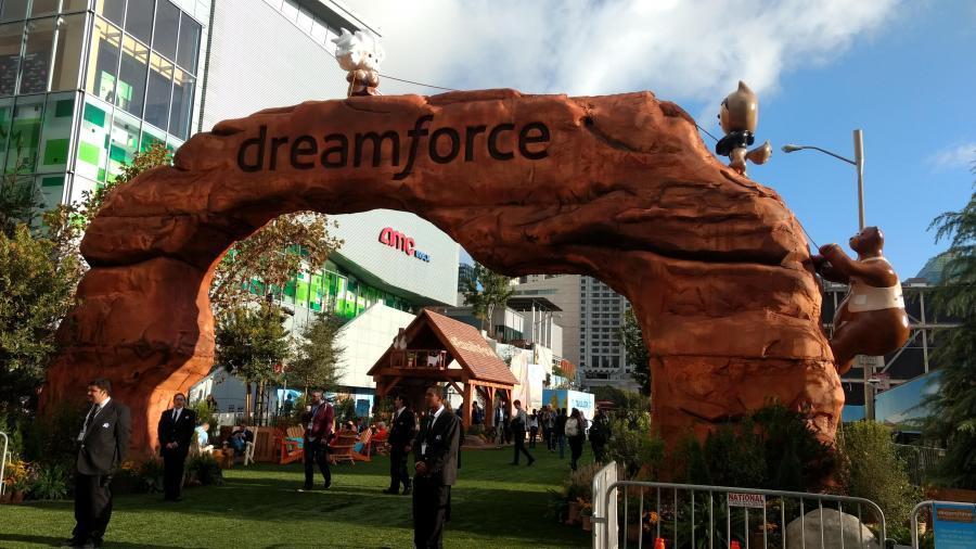 Dreamforce2017 レポート