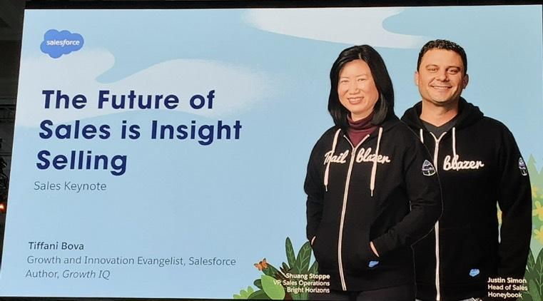 Dreamforce2019レポート~The Future of Sales is Insight Selling~