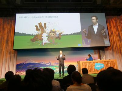 Salesforce for B2B Marketing