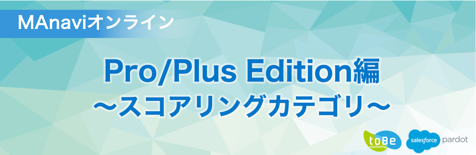 【MAnaviオンライン】Pro/Plus Edition編 スコアリングカテゴリ